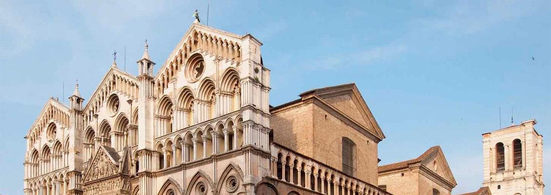 Ferrara, Mantova e navigazione sul Mincio
