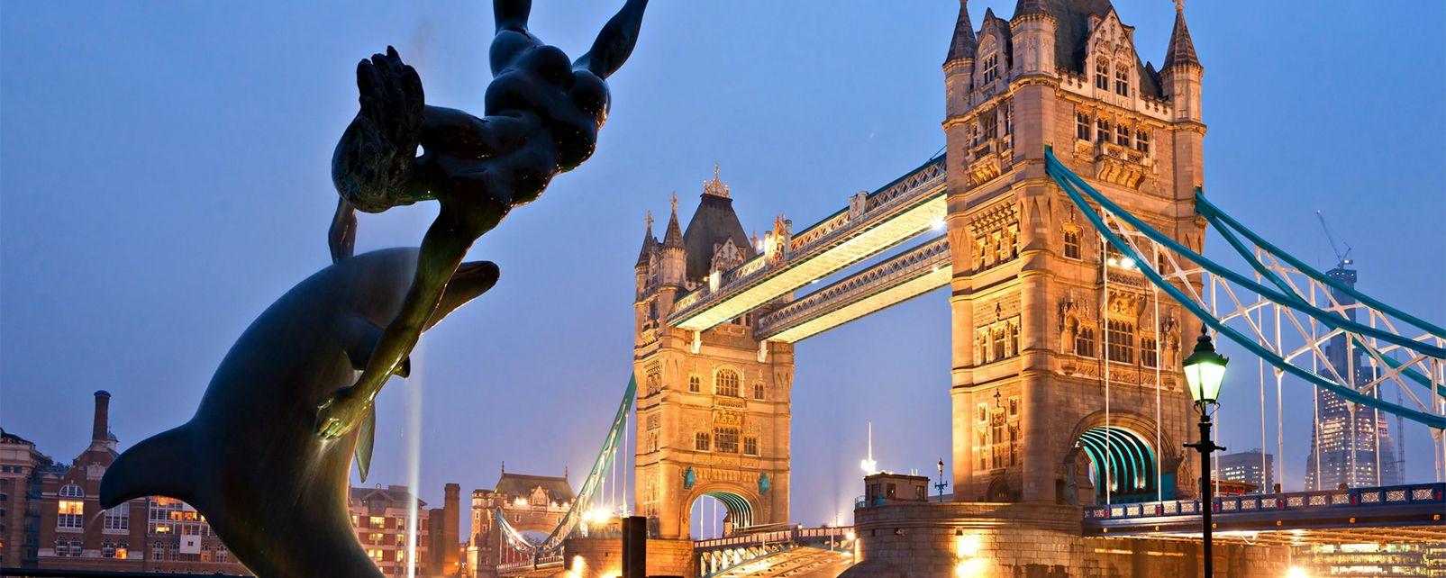 LONDRA & OLD ENGLAND