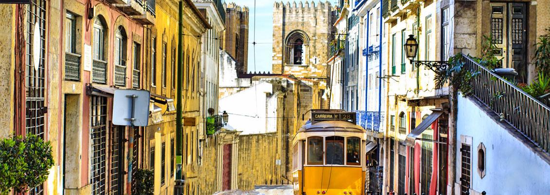 Lisbona cromatica e mini Portogallo