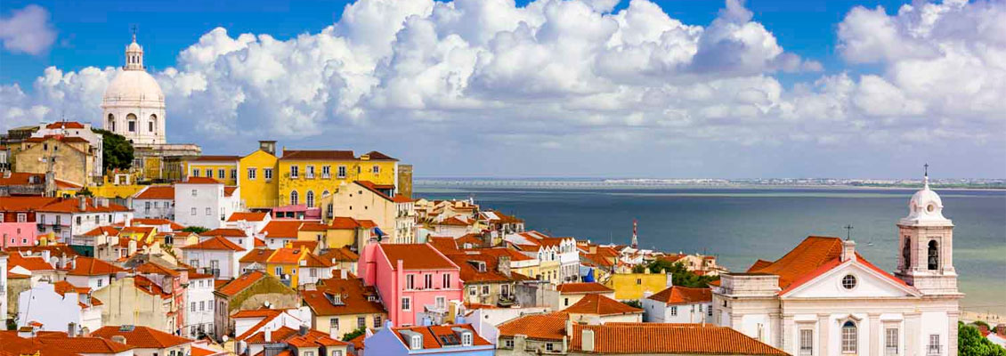 Lisbona, la città cromatica